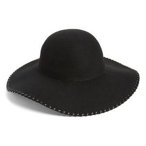Phase3 Whipstitch Wool Floppy Hat